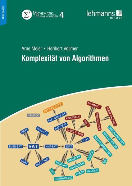 Komplexität von Algorithmen - Coverbild