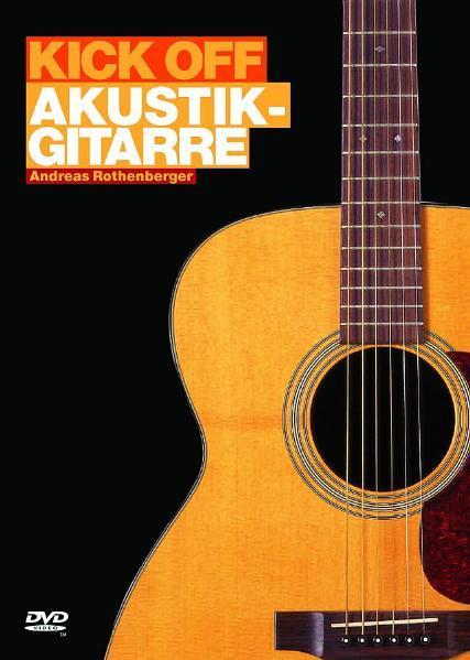 Kick Off - Akustikgitarre - Coverbild