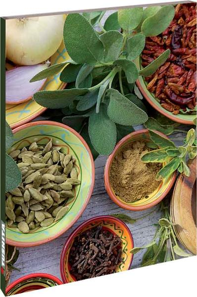 Food and Spices - Coverbild