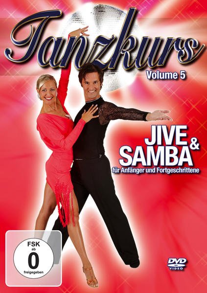 Tanzkurs Vol. 5 - Jive & Samba - Coverbild