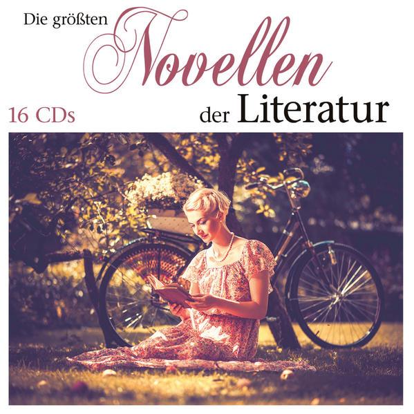 Die Größten Novellen Der Liter - Coverbild