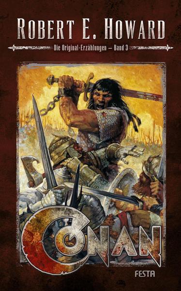 Conan - Band 3 - Coverbild