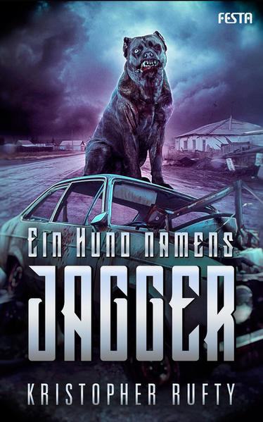 Ein Hund namens Jagger - Coverbild