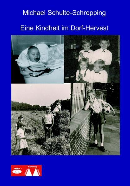 Eine Kindheit im Dorf-Hervest - Coverbild