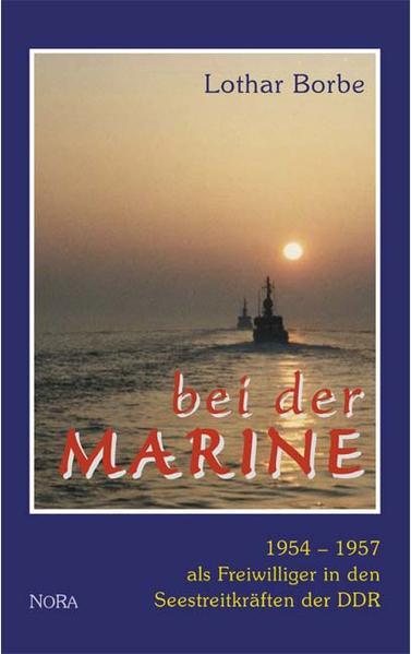 Bei der Marine - Coverbild