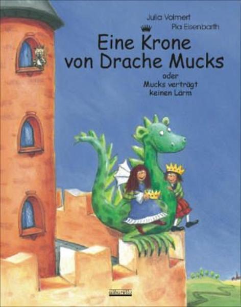 Eine Krone von Drache Mucks - Coverbild