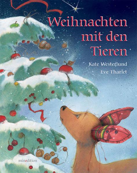Weihnachten mit den Tieren - Coverbild