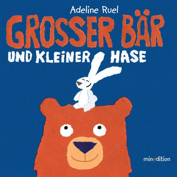 Grosser Bär und kleiner Hase - Coverbild