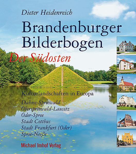 Brandenburger Bilderbogen  Der Südosten - Coverbild