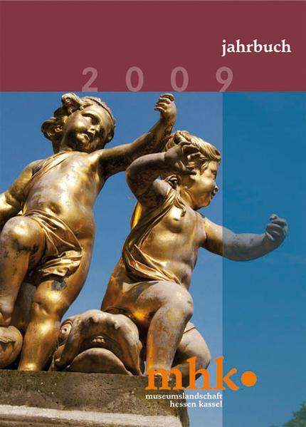 Jahrbuch 2009 Museumslandschaft Hessen Kassel - Coverbild