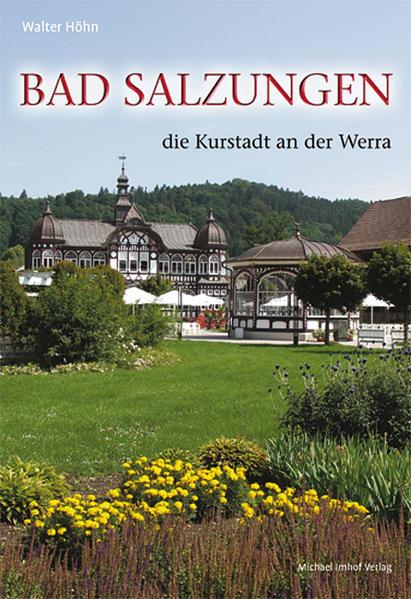 Bad Salzungen die grüne Kurstadt an der Werra - Coverbild