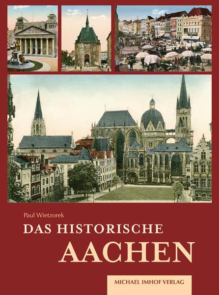 EPUB Das historische Aachen Herunterladen