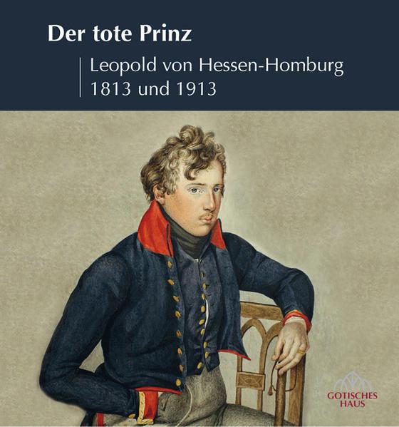 Der tote Prinz - Coverbild