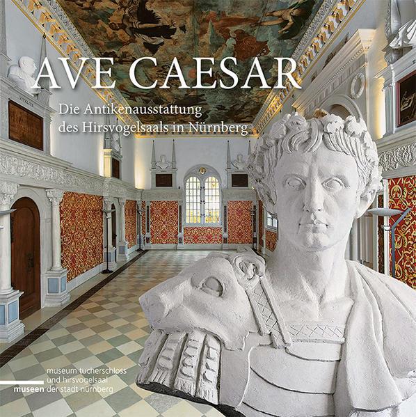 Ave Cäsar - Coverbild