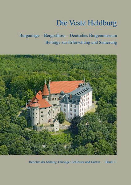 Die Veste Heldburg - Coverbild
