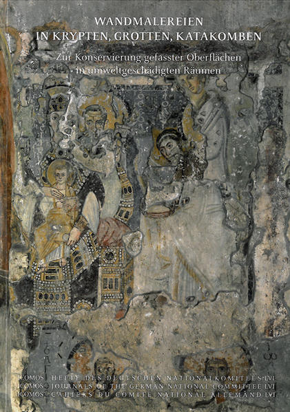 Wandmalereien in Krypten, Grotten, Katakomben - Coverbild