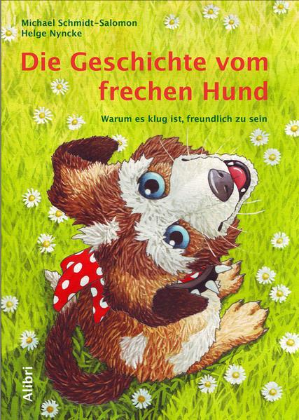 Die Geschichte vom frechen Hund - Coverbild