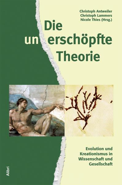 Die unerschöpfte Theorie - Coverbild