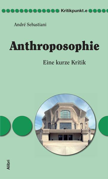 Anthroposophie - Coverbild