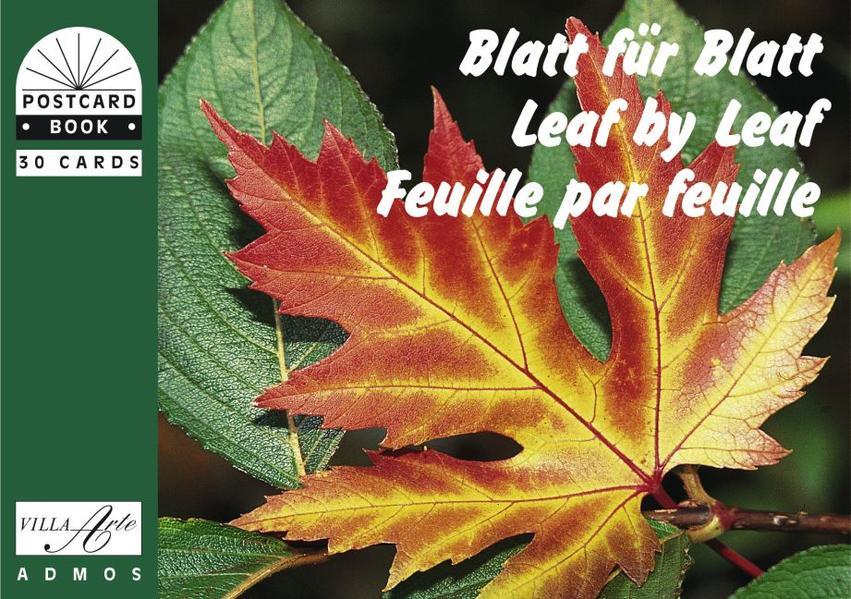 Blatt für Blatt /Leaf by Leaf /Feuille par Feuille - Coverbild