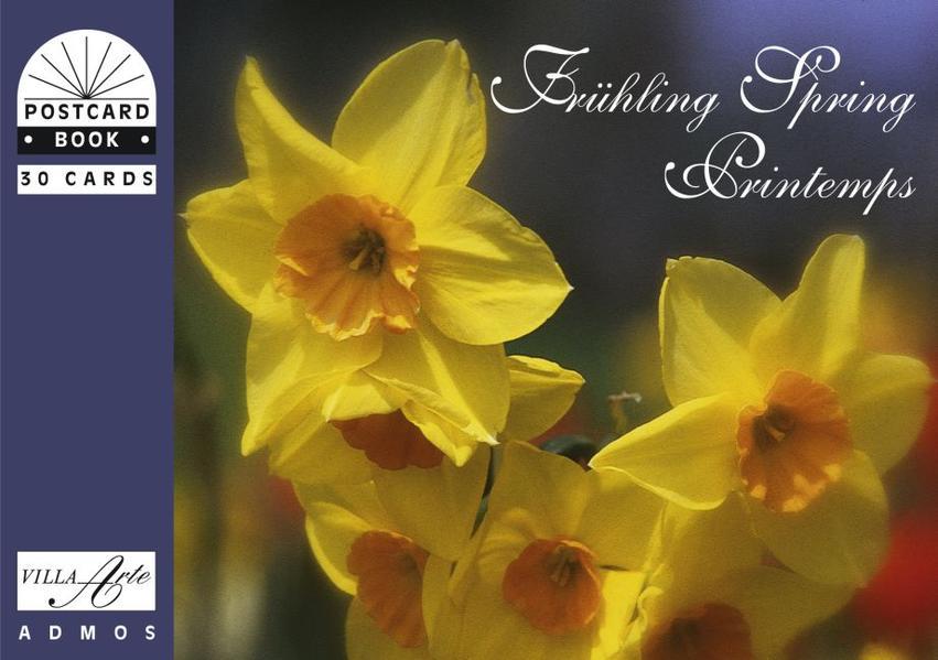 Frühling /Spring /Printemps - Coverbild
