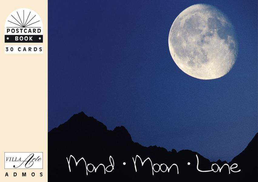 Mond /Moon /Lone - Coverbild