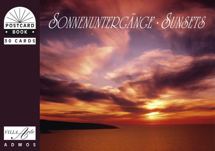 Sonnenuntergänge /Sunsets - Coverbild