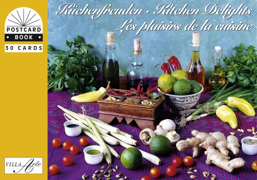 Küchenfreuden /Kitchen Delights /Les plaisirs de la cuisine - Coverbild