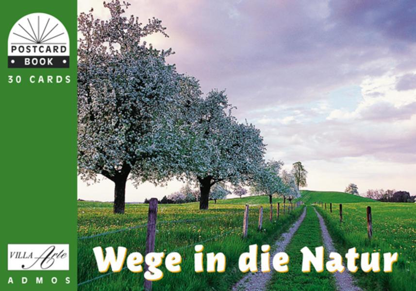Wege in die Natur / Nature trails / Promenades dans la nature - Coverbild