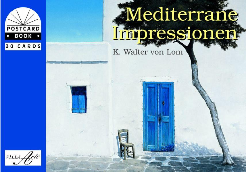 Mediterrane Impressionen - Coverbild