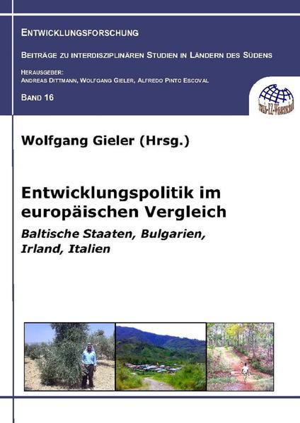 Entwicklungspolitik im europäischen Vergleich - Coverbild