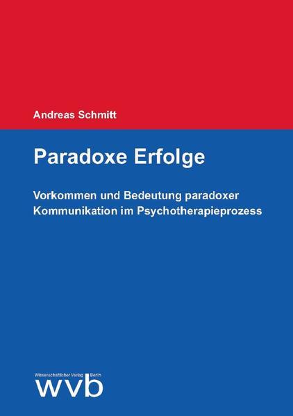 Paradoxe Erfolge - Coverbild