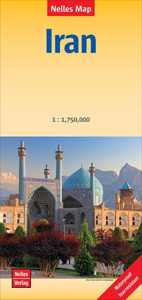 Iran - Irán - Coverbild