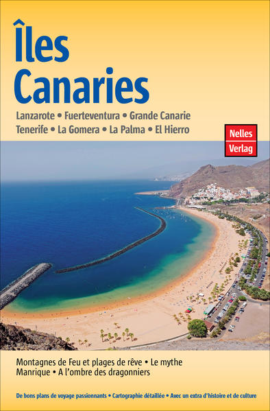 Îles Canaries - Coverbild