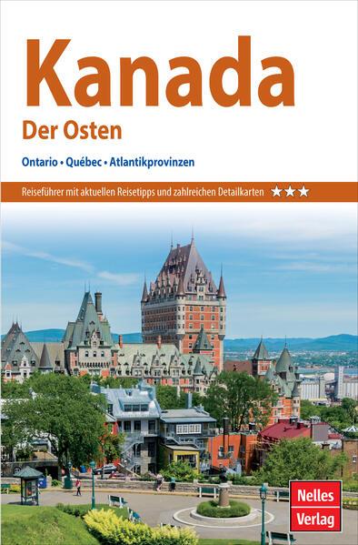 Nelles Guide Reiseführer Kanada - Der Osten Laden Sie PDF-Ebooks Herunter