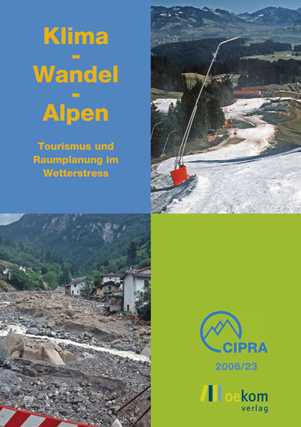 Klima - Wandel - Alpen - Coverbild