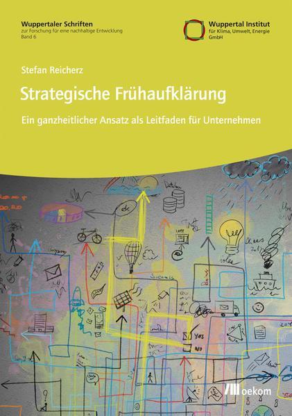 Strategische Frühaufklärung - Coverbild