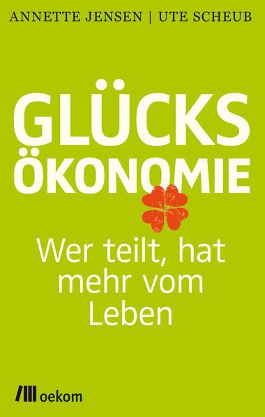 Glücksökonomie - Coverbild