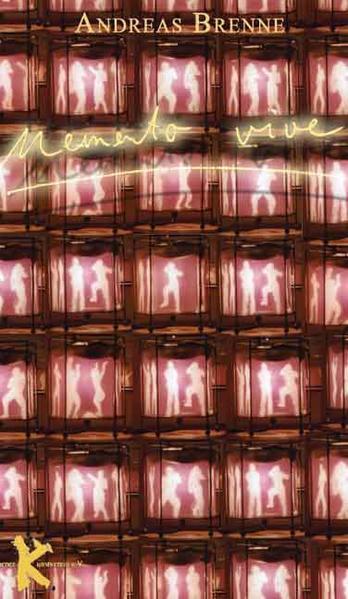 Memento vive - Coverbild