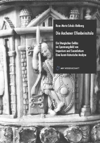 Die Aachener Elfenbeinsitula - Coverbild