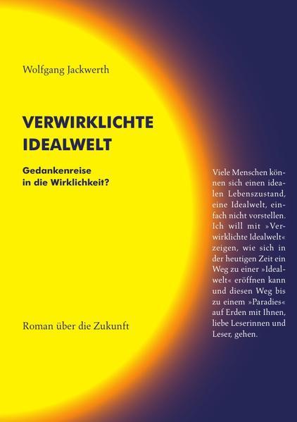 Verwirklichte Idealwelt /Mein Weltmodell - Coverbild