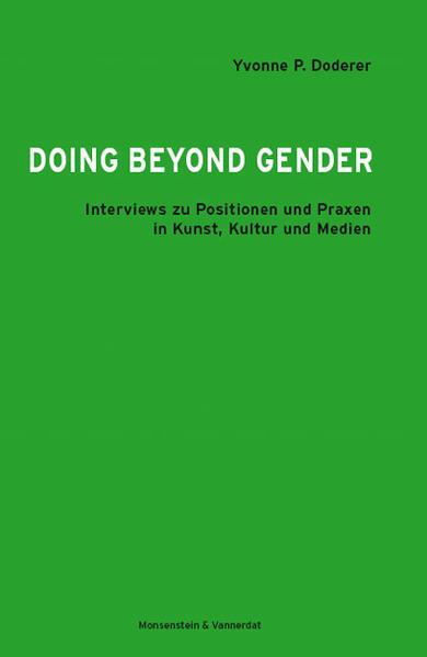 Doing beyond Gender - Coverbild