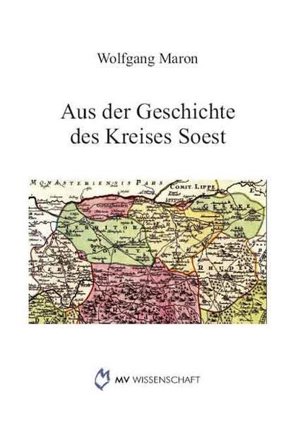 Aus der Geschichte des Kreises Soest - Coverbild
