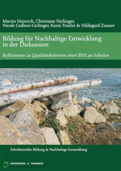 Bildung für Nachhaltige Entwicklung in der Diskussion - Coverbild