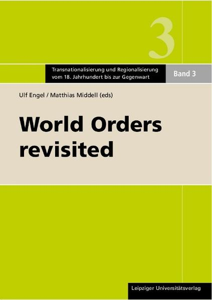 World orders revisited - Coverbild