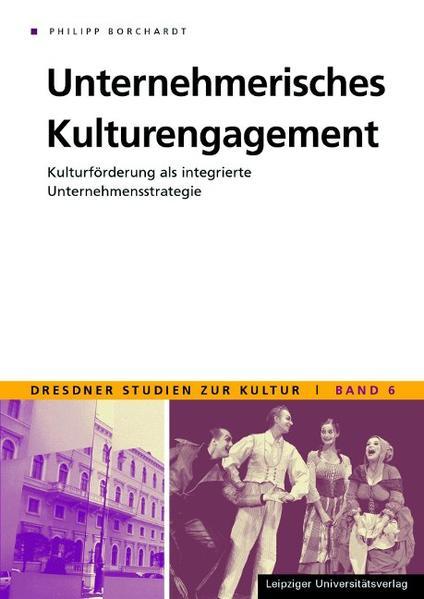 Unternehmerisches Kulturengagement - Coverbild