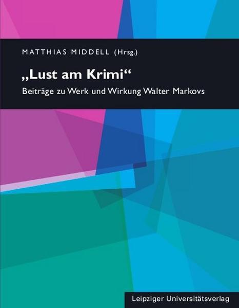 """""""Lust am Krimi"""" - Coverbild"""