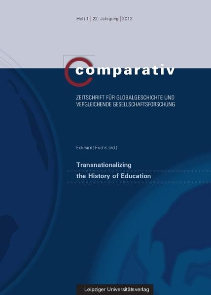 Transnationalizing the History of Education - Coverbild