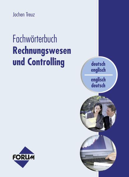 Fachwörterbuch Rechnungswesen und Controlling - Coverbild
