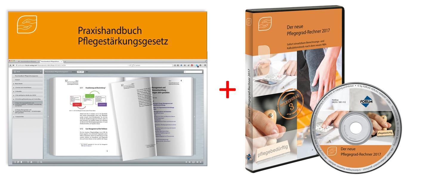 Das Pflege-Paket-ONLINE - Coverbild